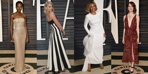 The Best Looks from the Oscars After Parties