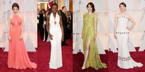 See Every Look from the 2015 Oscars Red Carpet