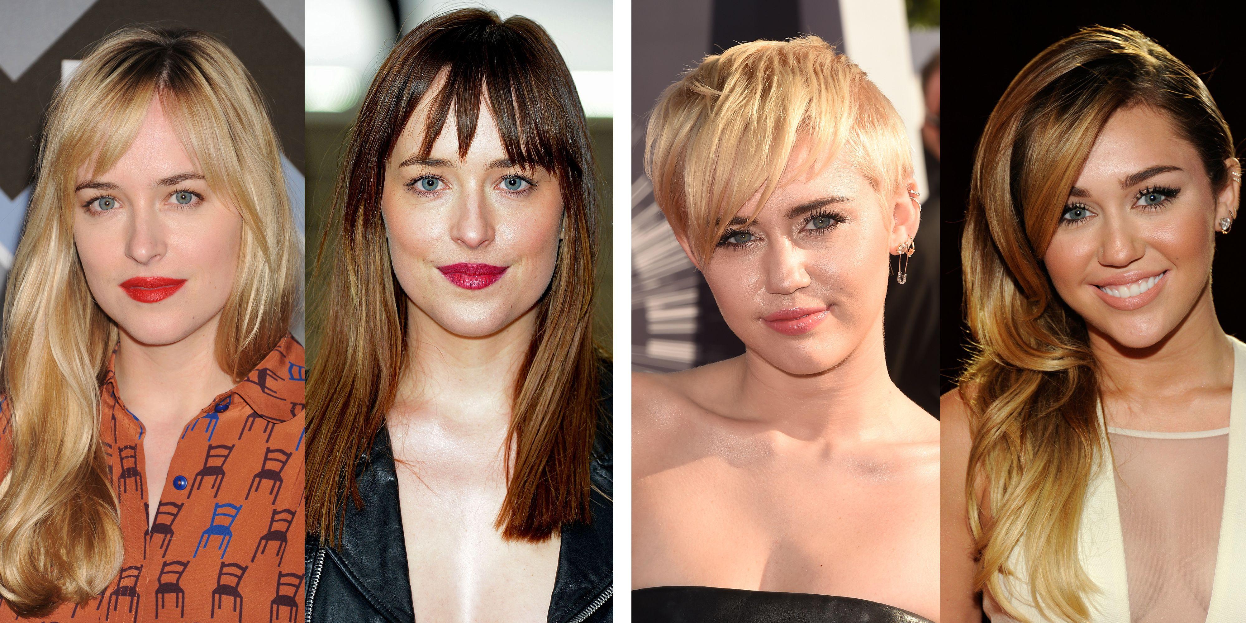 Blonde or brunette