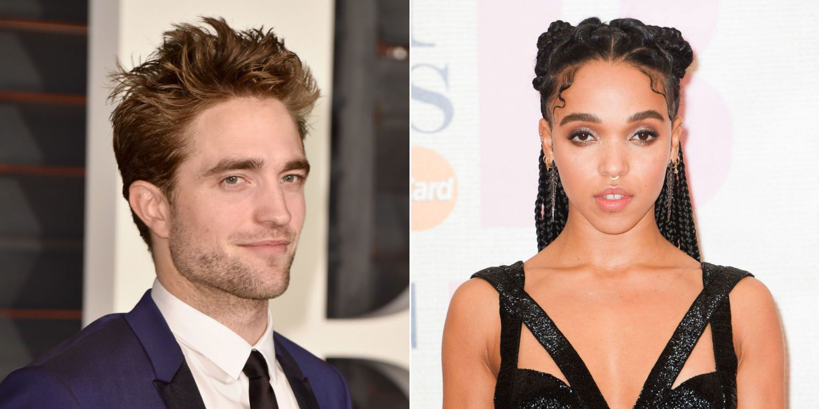 Robert Pattinson Gave FKA Twigs an Actual Engagement Ring This Time, Not Just a Promise One