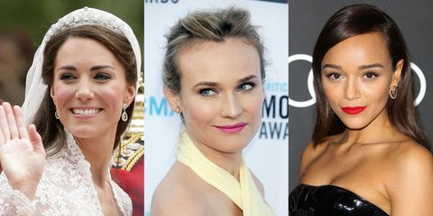 10 Celebrities Who Do Their Own Makeup and Are Ridiculously Good at It