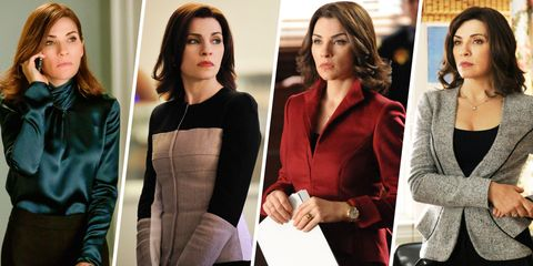 So Imagine Our Surprise That After Six Seasons The Good Wife S Alicia Florrick Has Become One