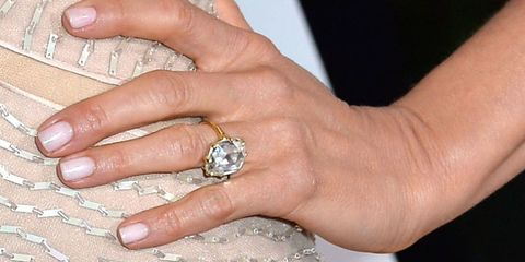 12 Celebrity Engagement Rings That Are Worth More Than a Small Island
