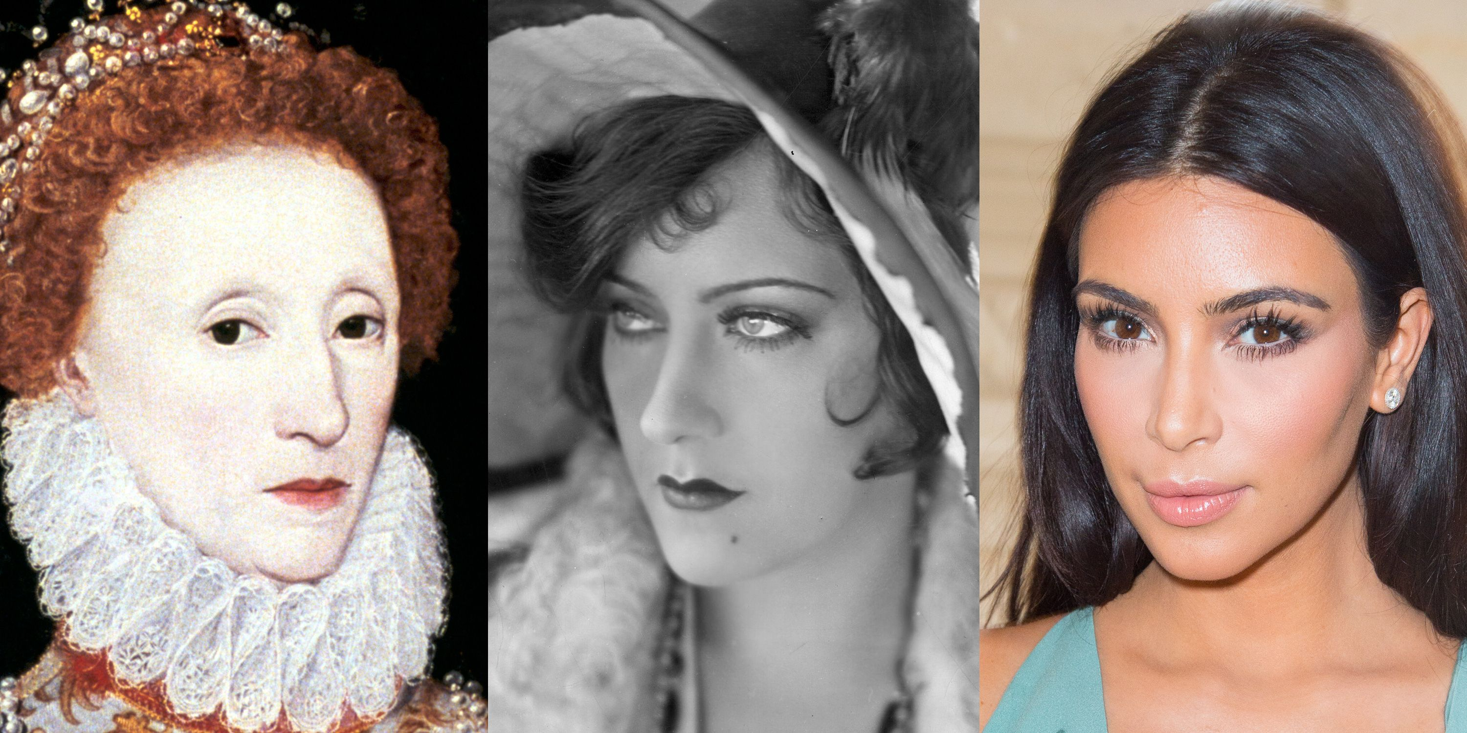History of Mascara - Eyelashes Through History