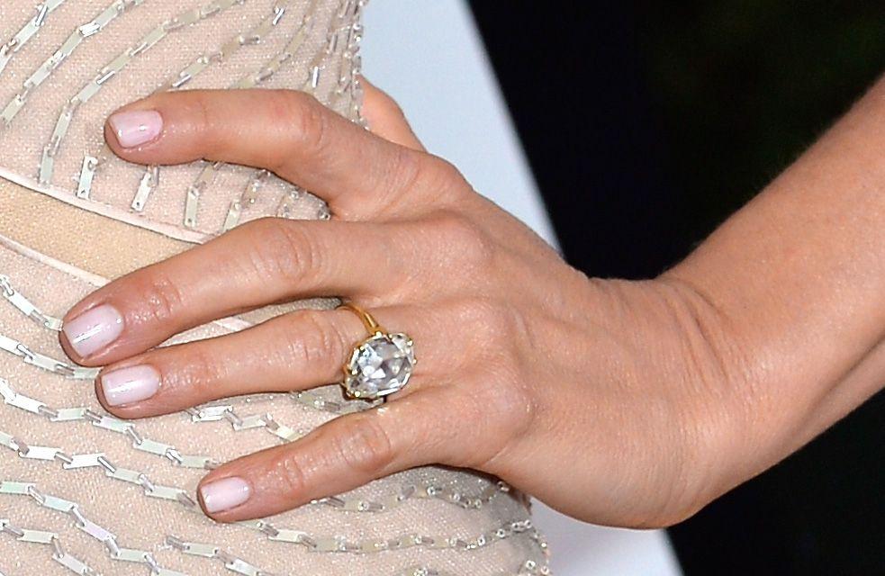 Celebrity Engagement Rings Unique Diamond Engagement Rings
