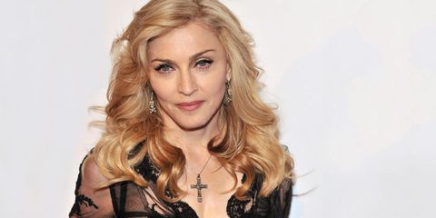 "Madonna Opens Up About Being Raped at 19, Says She Didn't Report It Because She Was ""Humiliated"""