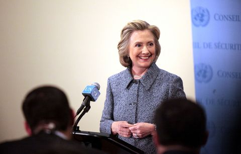 There Are Some Really Insightful Moments in This Hillary Clinton Speech About Women's Equality
