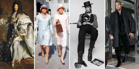 Leg, Trousers, Hat, Outerwear, White, Style, Coat, Fashion, Street fashion, Blazer,