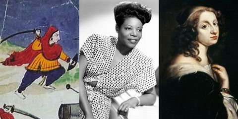 The 6 Most Badass Women in History You've Never Heard of Before