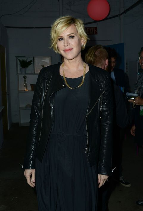 AUSTIN, TX - MARCH 16: Molly Ringwald attends Marie Claire Celebrates HBO's VEEP With Dinner Hosted By Spotify on March 16, 2015 in Austin, Texas. (Photo by Alli Harvey/Getty Images for Spotify)