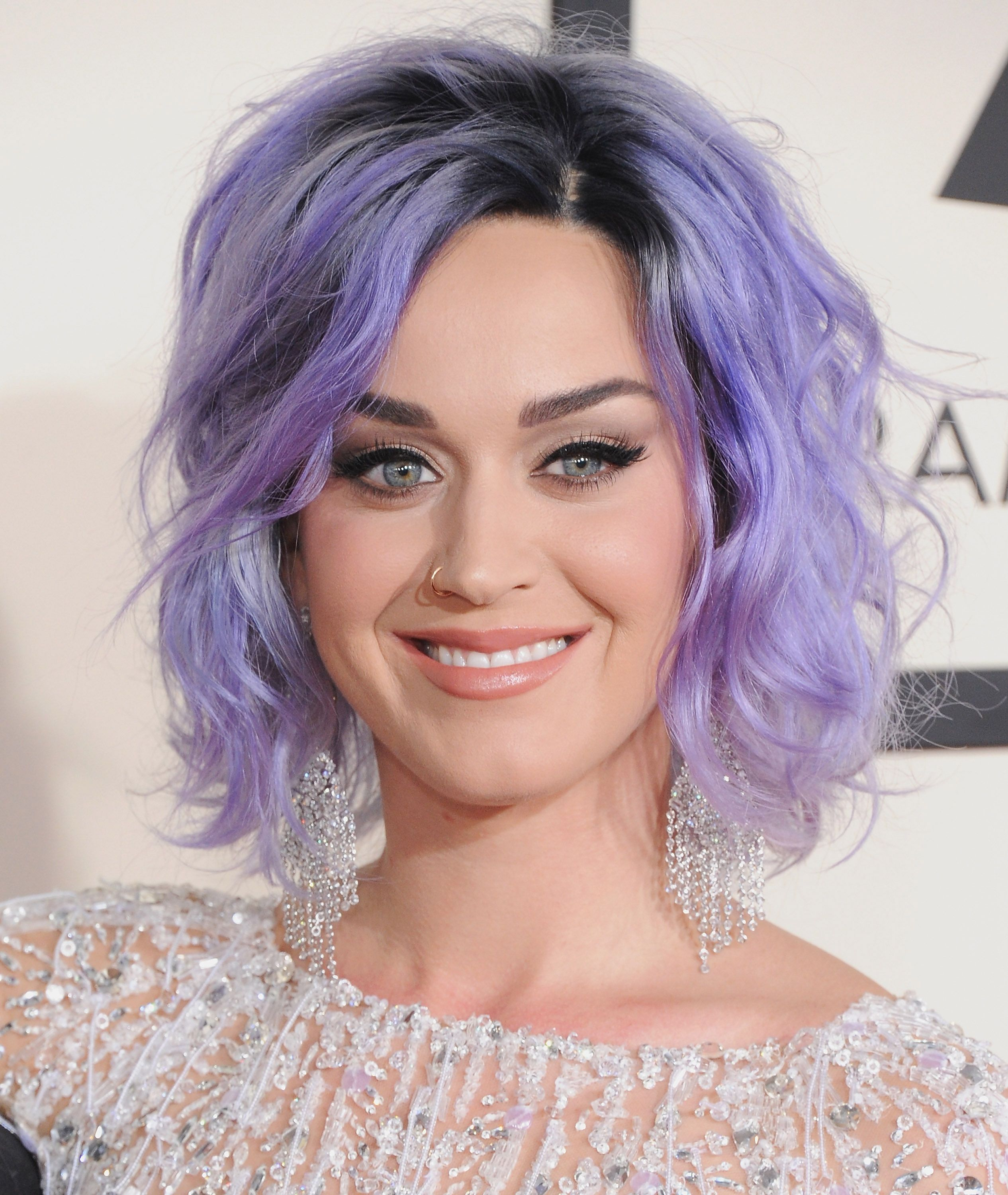 Purple Pink Hair Color Trends On Celebrities In 2015