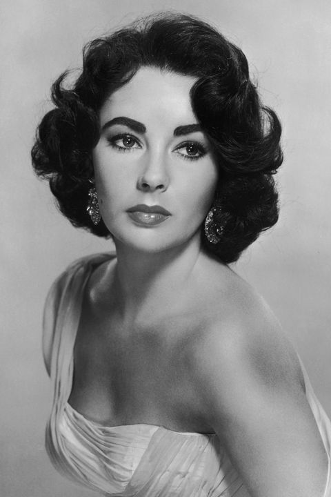 actress elizabeth taylor, 1954 a promotional shot for the film 'elephant walk' photo by mgm studiosarchive photosgetty images