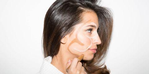 Nose, Lip, Cheek, Finger, Hairstyle, Skin, Chin, Forehead, Eyebrow, Eyelash,