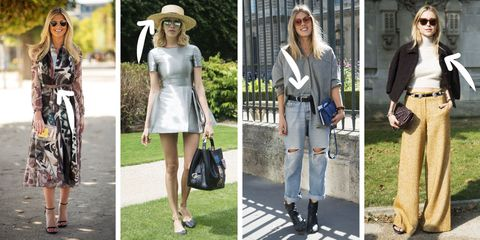 5-Second Spring Styling Tricks from the Streets of Paris