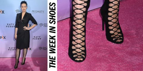 The Best Celebrity Shoes of the Week
