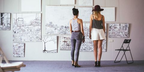 The 20-Something's Guide to Starting an Art Collection