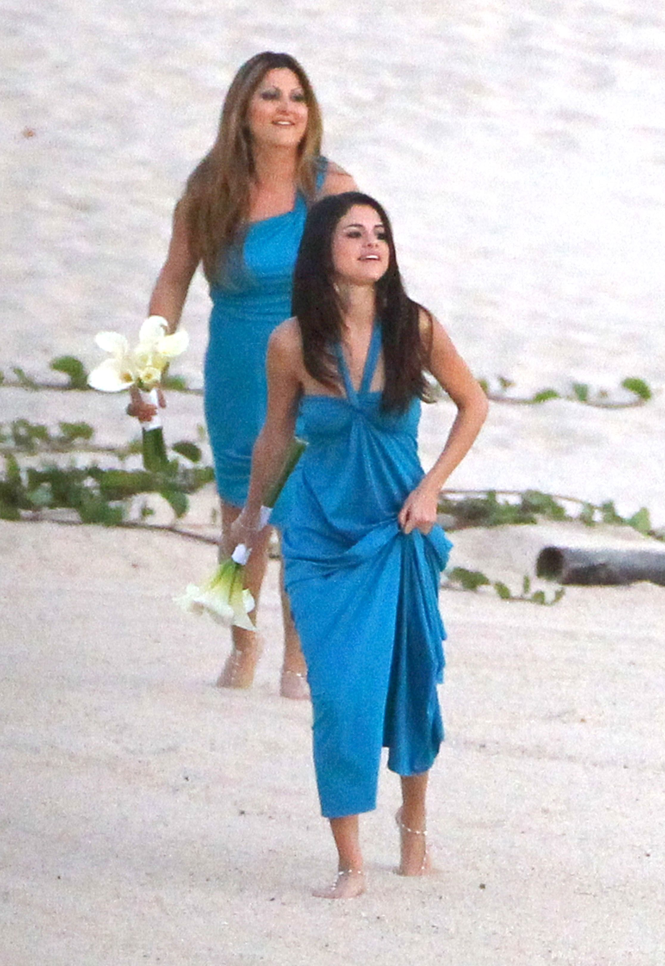 Celebrity Bridesmaid Photos - Hollywood Bridesmaid Pics