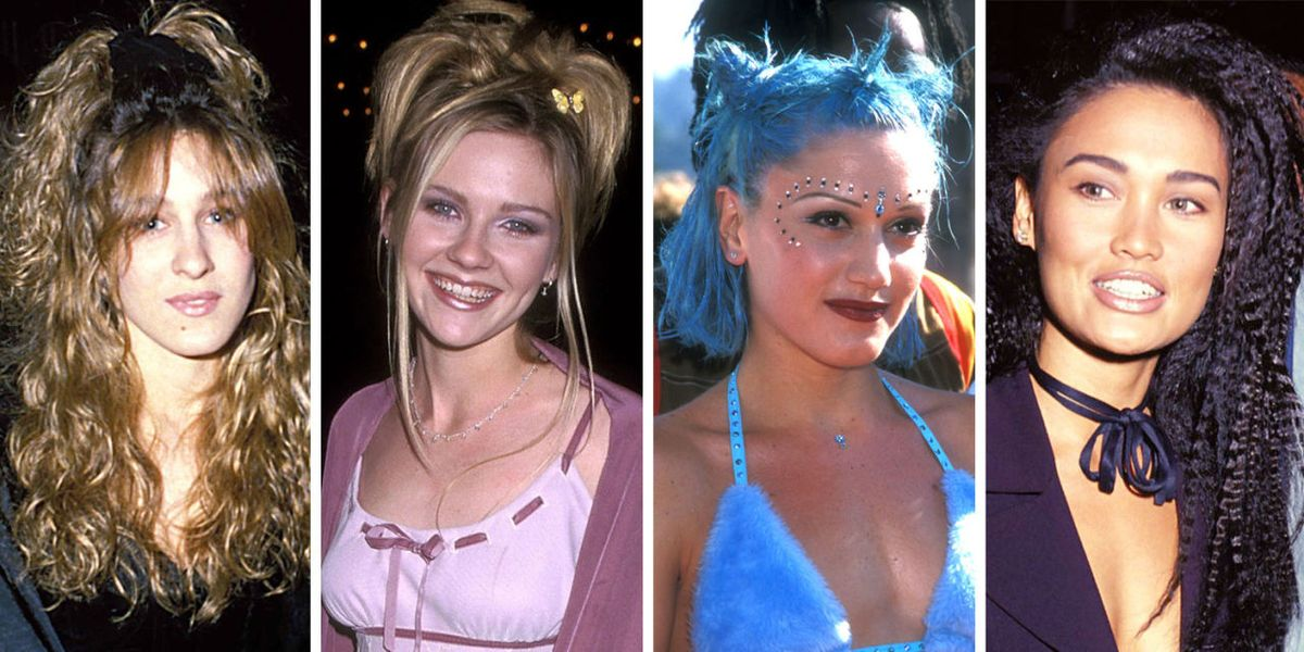 90s Short Hairstyles: Best 90's Hairstyles We Loved
