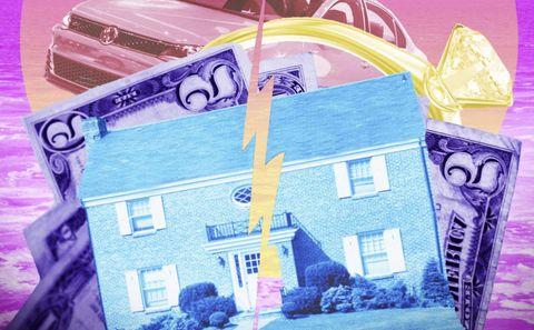 Pink, Purple, Art, Lavender, House, Magenta, Home, Paint, Violet, Bumper,