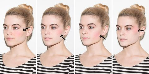 How To Apply Blush: Exactly Where It Goes and Why
