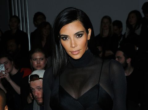 If These Teasers Are to Be Believed, Kim Kardashian Might Be Getting a Hysterectomy
