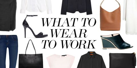 What to Wear to Work When You Have Nothing to Wear