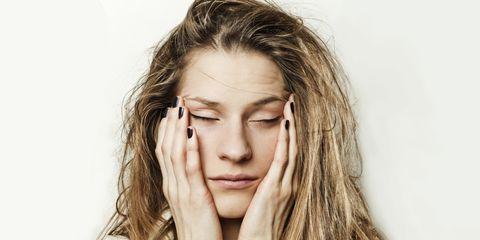Nose, Lip, Finger, Hairstyle, Skin, Chin, Forehead, Eyebrow, Eyelash, Jaw,