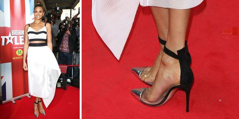Footwear, Red, Joint, Dress, High heels, Style, Formal wear, Fashion accessory, Fashion, Tan,