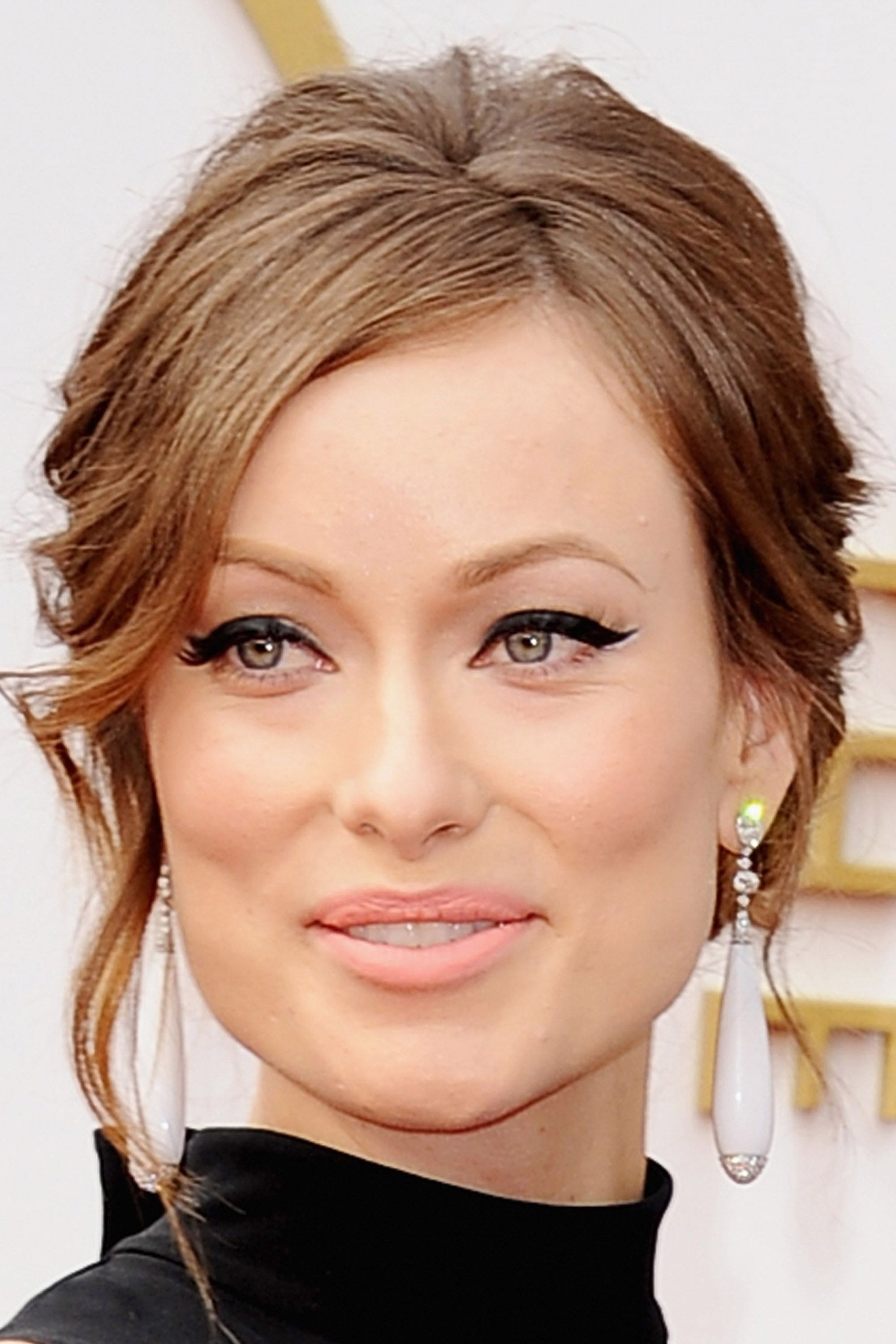HOLLYWOOD, CA - MARCH 02:  Actress Olivia Wilde attends the Oscars held at Hollywood &amp&#x3B; Highland Center on March 2, 2014 in Hollywood, California.  (Photo by Steve Granitz/WireImage)