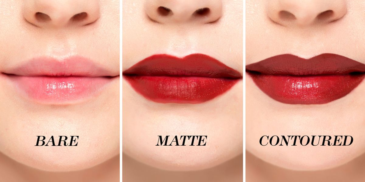 Marilyn Monroe Lipstick - Lip Contouring How To-6478