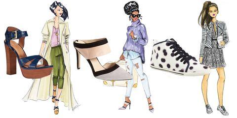 Shoulder, Illustration, Costume design, Drawing, Graphics, Painting, Fashion illustration, Animation, Fiction, Porcelain,