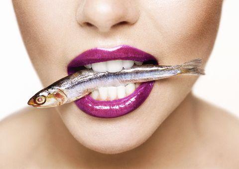 Lip, Skin, Eyelash, Eyebrow, Purple, Violet, Pink, Style, Magenta, Lavender,