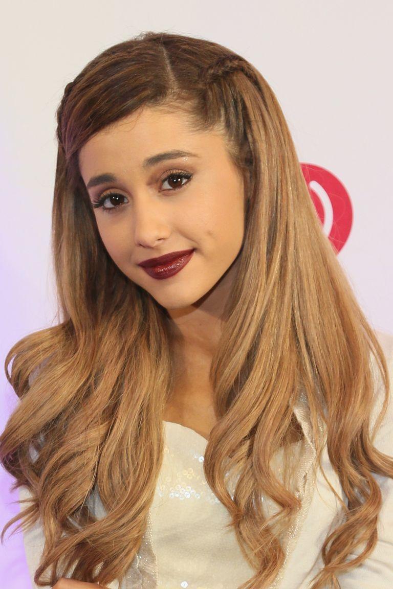 Ariana Grande Beauty Evolution Ariana Grande Through The