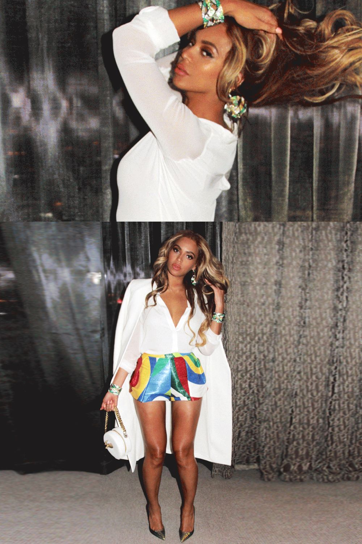 Beyonce fashion style 2018 41