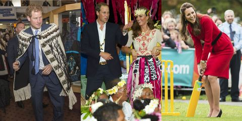The Royals Are Adorable Tourists, As These Photos Prove
