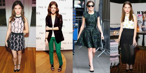 What to Wear to Work When You're Channeling Anna Kendrick