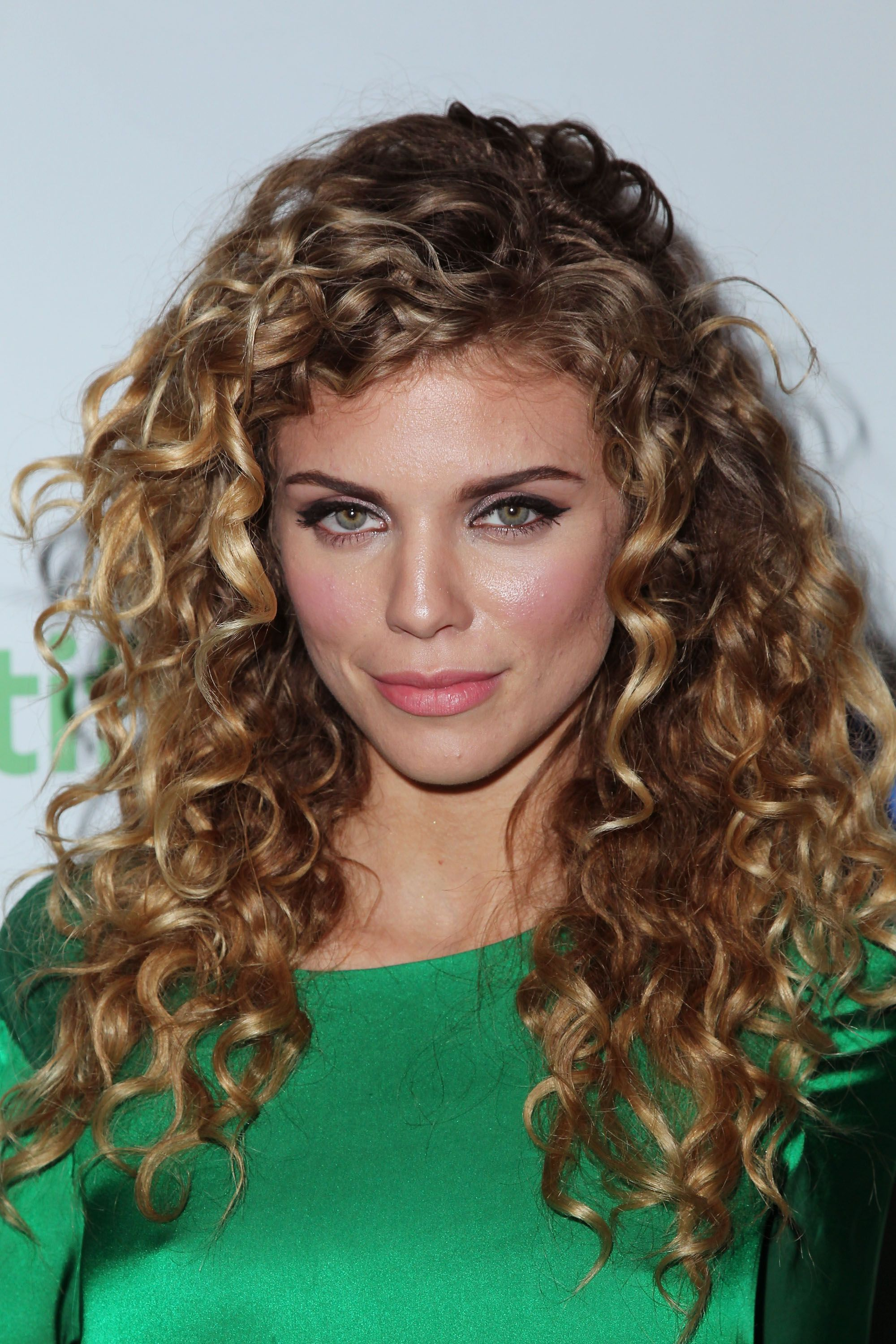 Best Curly Hairstyles of Cute Hairstyles for Curly Hair