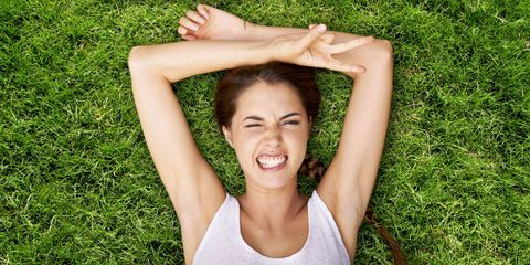5 Ways to Make Your Armpits Pretty