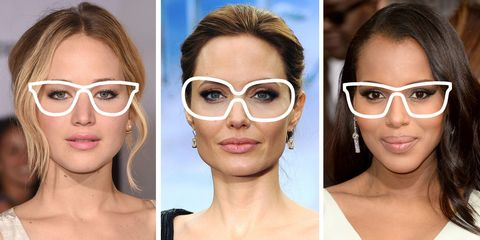 60fd9cd16eb 12 Best Sunglasses for Every Face Shape - How to Choose the Right ...