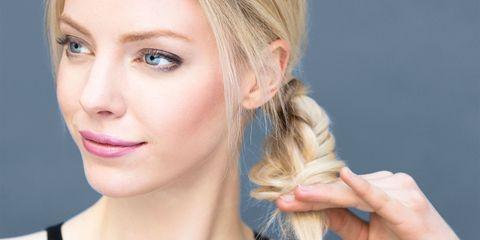 Finger, Lip, Hairstyle, Skin, Eyebrow, Eyelash, Style, Beauty, Blond, Photography,
