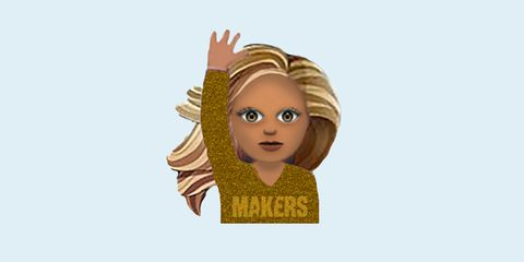 """""""Femojis"""" Are the Feminist Emojis We've Been Waiting For"""