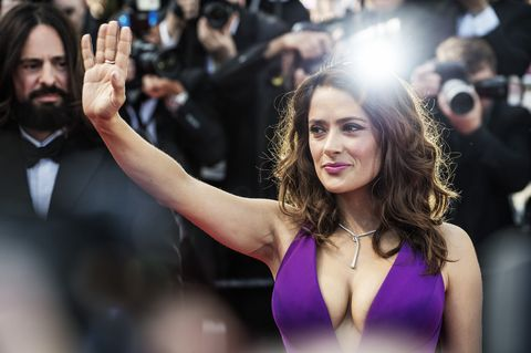 """Salma Hayek Puts Hollywood on Blast: """"The Only Kind of Film Where Women Make More Money Than Men Is Porno"""""""