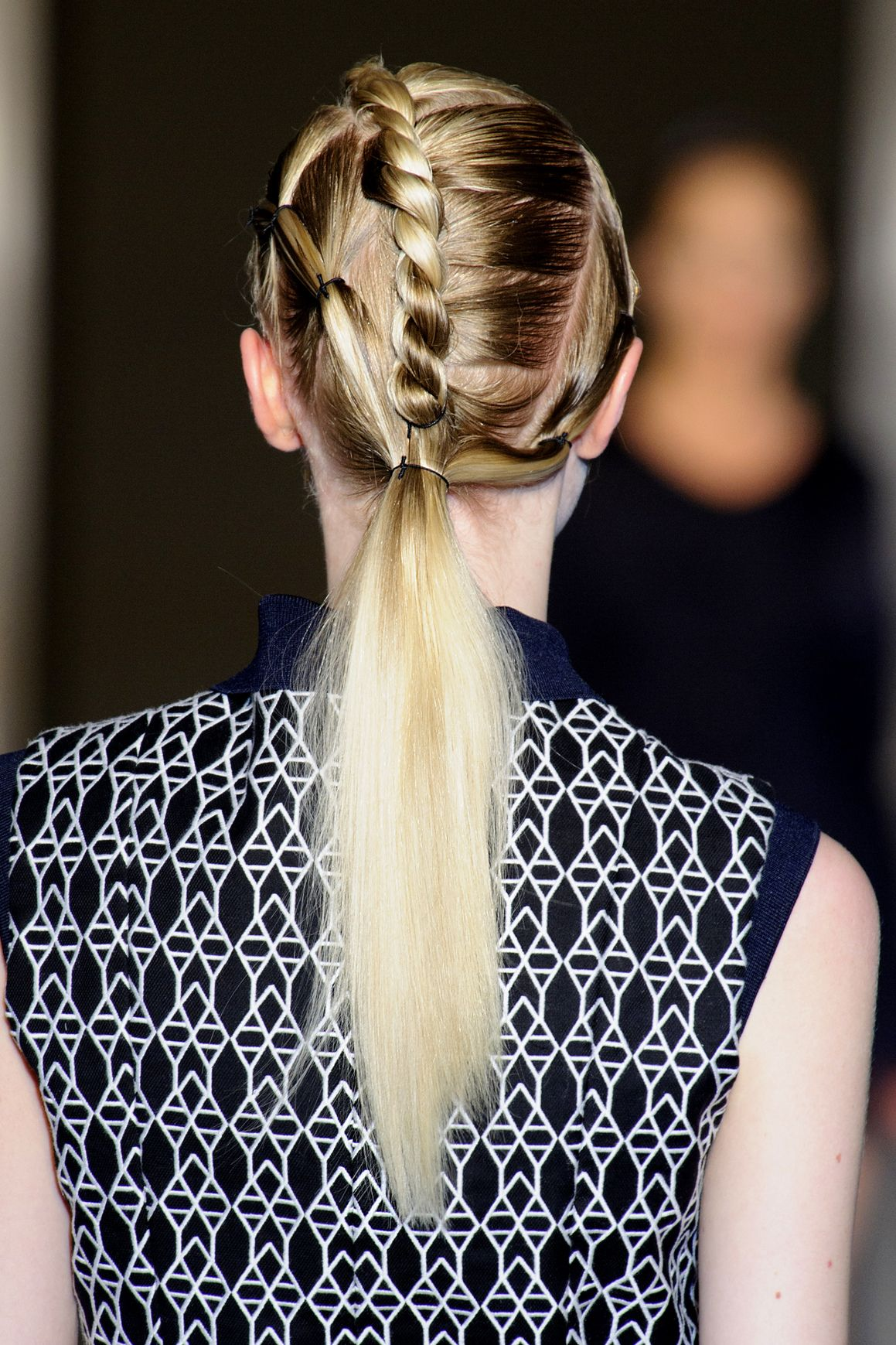 hairstyles you can do with one hair tie - easy hair ideas spring 2015