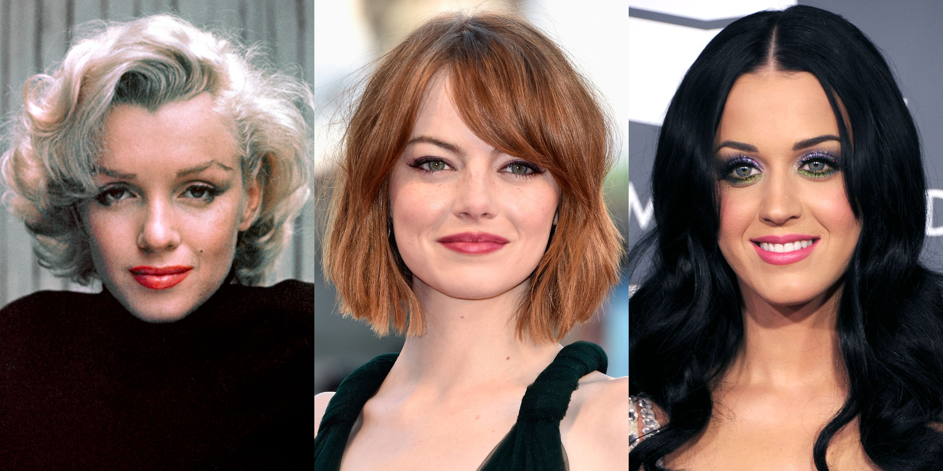 Celebrities With Life Changing Dye Jobs Hollywood Stars Natural