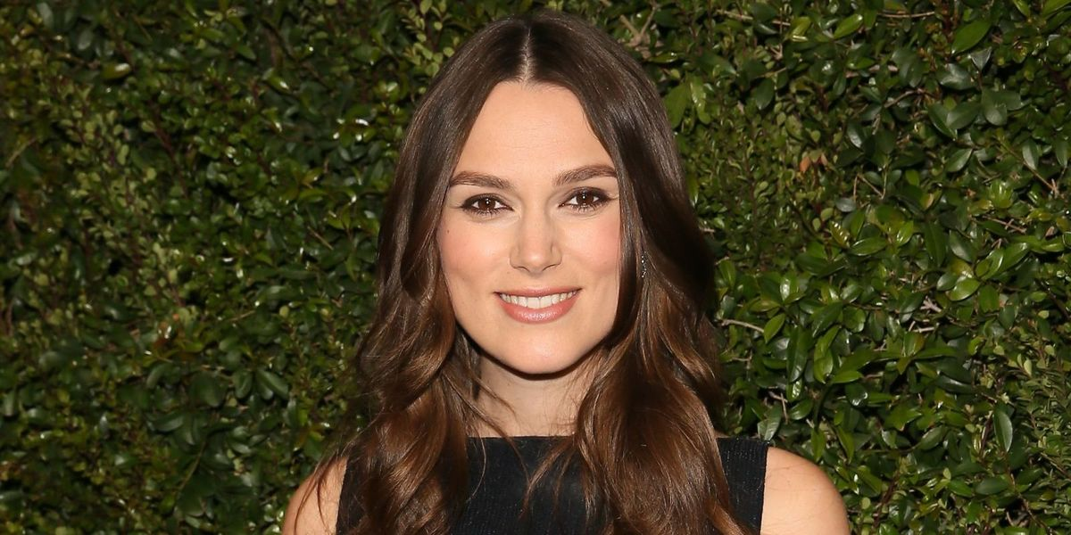 Keira Knightley Reveals the (Amazing) Name of Her Baby