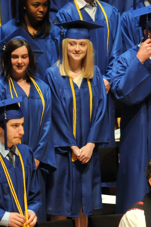 Celebrities at Graduation - Celebrity Graduation Photos