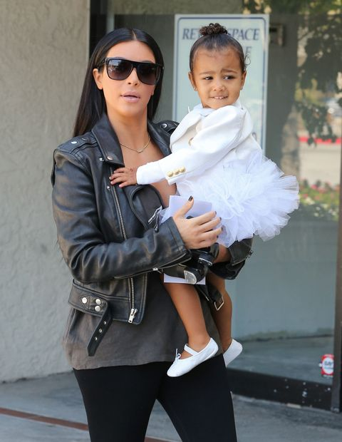 North West's Disneyland Birthday Party Was Also the Launch Event for Kanye's Sneakers