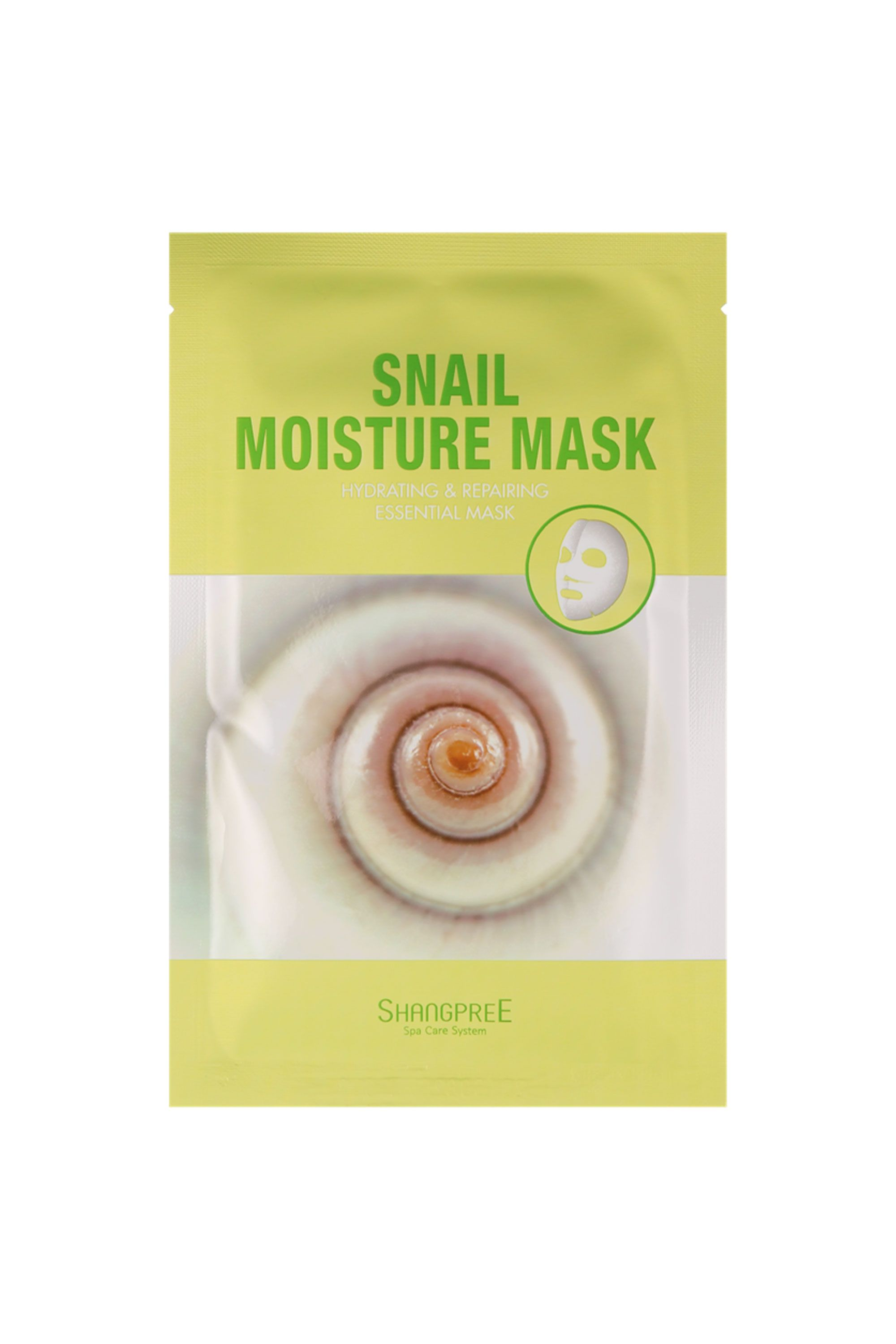Shangpree Snail Moisture Mask Shangpree Snail Moisture Mask, $6 SHOP IT Snail mucin...so hot right now. Packed with glycolic acid and elastin, this will revitalize your skin while targeting wrinkles.