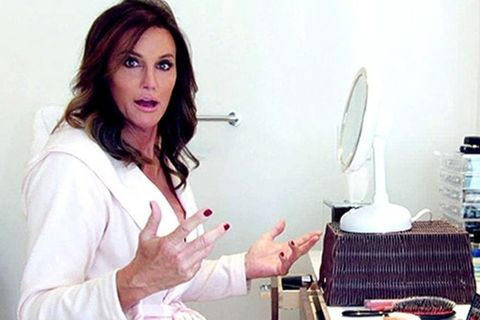 Watch This Makeup Artist Transform Himself Perfectly into Caitlyn Jenner