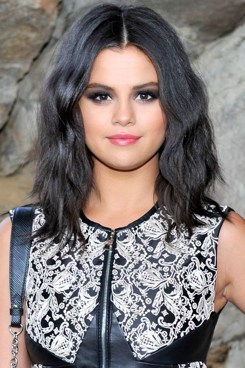 PALM SPRINGS, CA - MAY 06:  Actress/singer Selena Gomez attends the Louis Vuitton Cruise 2016 Resort Collection shown at a private residence on May 6, 2015 in Palm Springs, California.  (Photo by Donato Sardella/Getty Images for Louis Vuitton)